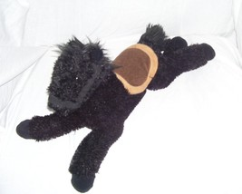 "Applause by Russ CHANDLER The Black Horse Plush 19"" Long - $17.96"