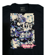 Loot Anime Crate Hypersonic Music Club XL Brand New T-Shirt - $9.88