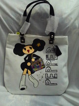 NWT/COACH/POPPY CHAN/PEPPER/TOTE/HANDBAG/BAG/PURSE - $230.00