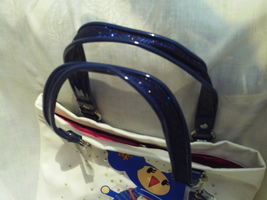 NWT/COACH/POPPY CHAN/BLUEBERRY/TOTE/HANDBAG/BAG/PURSE image 3