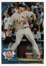 Adam Wainwright 2010 Topps Update All Star Card #US-125 - $0.99