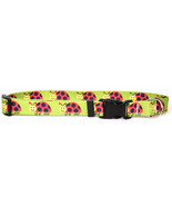 Ellen Crimi Designs Lovely Ladybugs Dog Collar - $14.99 - $16.99