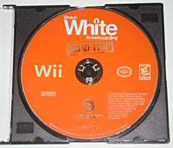 Nintendo Wii - UBISOFT - Shaun White Snowboarding ROAD TRIP (Game Only) - $5.00
