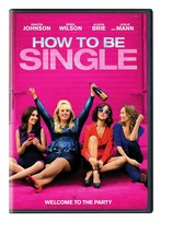 How To Be Single (2016) DVD New - $5.95