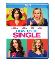 How To Be Single (2016) Blu-ray New