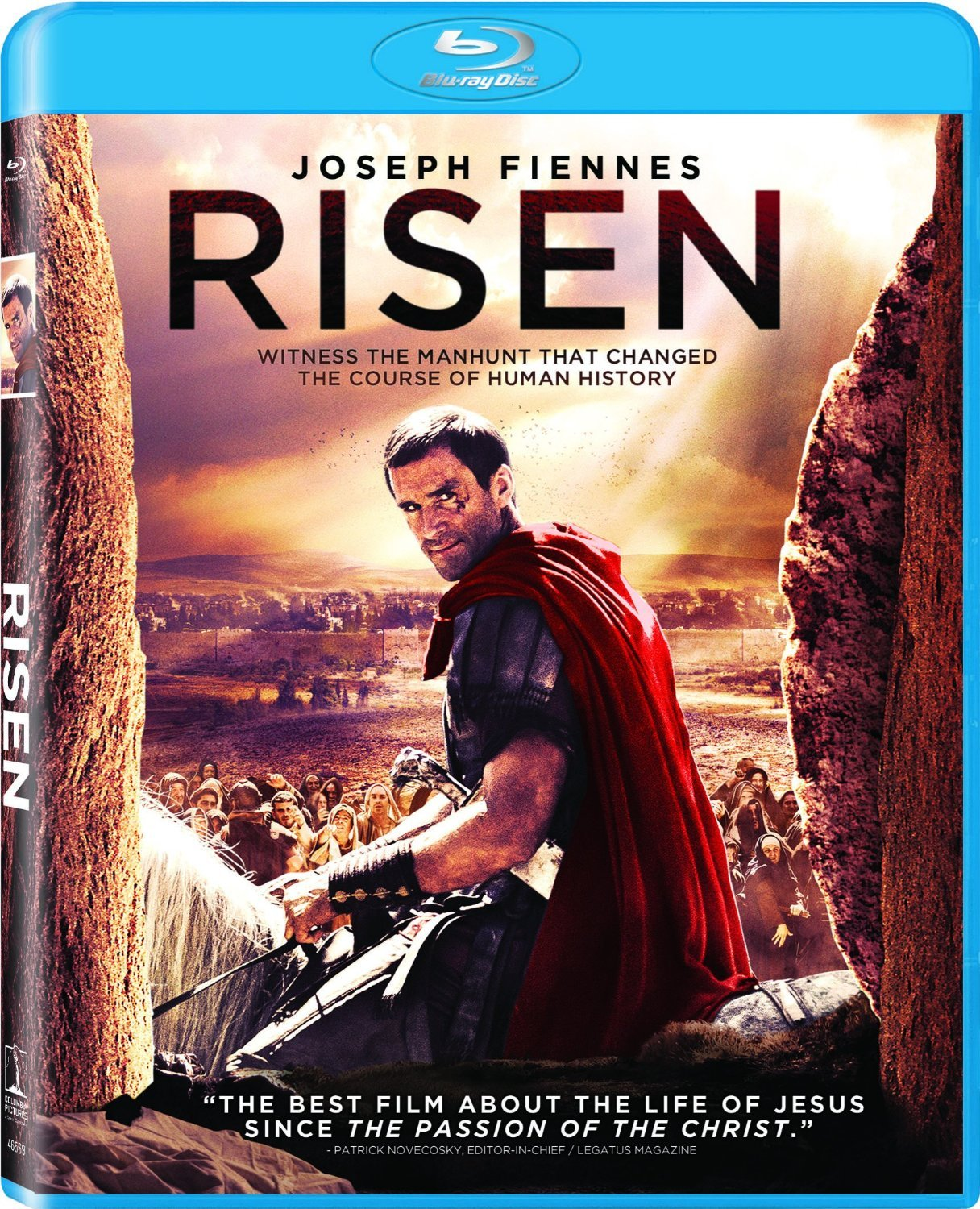 Risen (2016) Blu-ray New