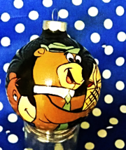 Yogi Bear inspired Christmas ornament  - $25.00
