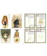 Christos Chria Achilleos Trading Cards Promo Card Sheet 1992 FPG MINT - $5.94