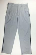 Nike Longball Performance Baseball Softball DRI-FIT Pant Men's Small Gra... - $32.66