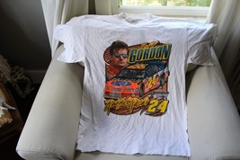 2000 JEFF GORDAN NASCAR T-SHIRT SIZE L BY CHASE - $20.78