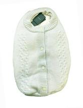 Dolce & Gabbana Baby Tasche LN1A34 Sleeping Bag Light Ice Blue - $115.89