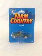 NIP ERTL Farm Country C&S Farms F-350 Scale 1:64 Dicast Flatbed Pickup T... - $16.82