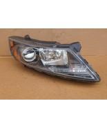 11-13 Kia Optima Headlight Lamp Halogen Passenger Right RH - $89.96