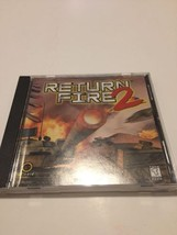 Return Fire 2 - PC Game Very Good condition!  Free Shipping. - $6.80