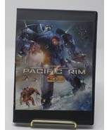 Pacific Rim 3D on Bluray Both 3D & 2D & Special Features, Also Has DVD [... - $14.84