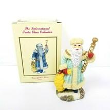 1993 International Santa Claus Collection Figurine Russia Grandfather Fr... - $12.19