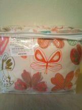 "Toddler  42"" x 58"" Comforter Pillowfort Pink Butterflies Sealed new image 4"