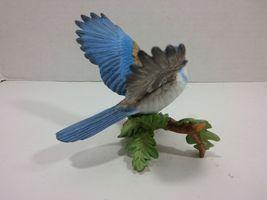 THE LENOX GARDEN BIRD COLLECTION Western Scrub Jay (2001 Fine Porcelain) image 6