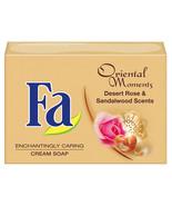 Fa- Oriental Moments Cream Soap - $2.30