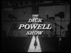 Primary image for DICK POWELL SHOW (1961) Complete