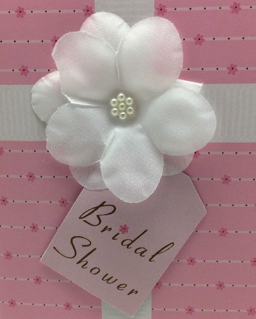 Bridal Shower Invitations 12 Cards • 12 Envelopes