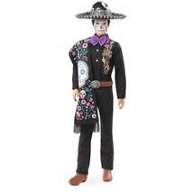 2021 Barbie Signature Dia De Los Muertos Day of the Dead Ken Doll Brand ... - $168.30