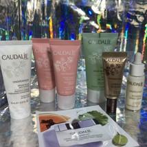 NEW Caudalie VINOPERFECT Serum Set W Vinopure  + Eye Cream