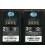 Pair Official Microsoft Xbox 360 Rechargeable Battery Pack Controller OEM - $8.90