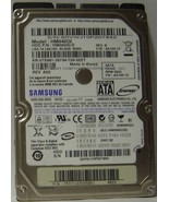 "40GB 2.5"" SATA Drive Samsung - HM040GI Tested Good Free USA Ship Our Dri... - $10.90"