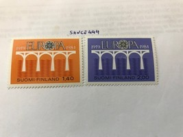 Finland Europa 1984 mnh           stamps - $3.60