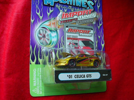 Muscle Machines Tuner '01 Celica Gts T03-37 Free Usa Shipping - $11.29