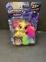 Lil' Gleemerz Babies Yellow 25+ Sounds Tummy Lights Up Brand New 3+ Mattel - $14.01