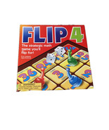 Flip 4 by Mindware Kids Board Game Ages 8 and Up - 100% Complete - $19.70