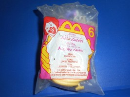 McDonalds Happy Meal NIP 2000 The Emperors New Groove #6 Yzma Launch Toy... - $5.89