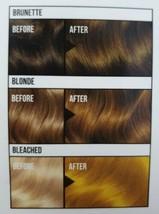 2X Clairol Colour Crave Daffodil Semi Permanent Hair Dye Warm Yellowish Shade - $11.71