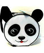 "Brand New! Fit + Fresh Insulated Lunch Bag - Panda Face - 8.5"" (Carrying... - $8.44"
