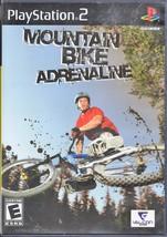 PlayStation 2 - Mountain Bike Adrenaline - $7.95