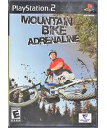 PlayStation 2 - Mountain Bike Adrenaline - $7.50