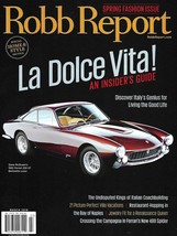 Magazine - Business - Robb Report March 2016 - ... - $13.50