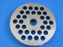 "#8 x 1/4"" hole size plate disc for Porkert meat grinder mincer food chopper - $13.48"