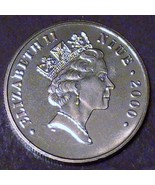 Niue 50th Anniversary Of Peanuts Snoopy 2000 CuNi Coin - $24.49