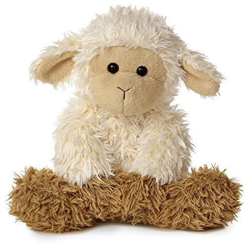 Aurora World Raggamuffin Lyric Lamb Plush