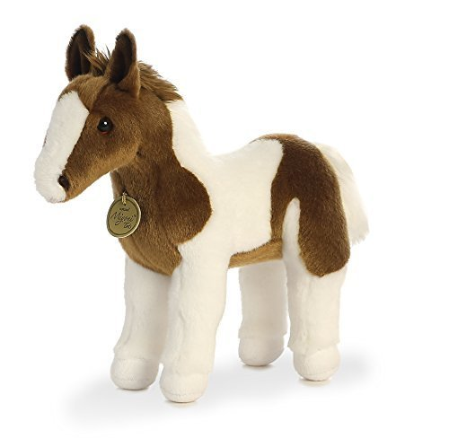 Aurora World Miyoni Pinto Foal Plush