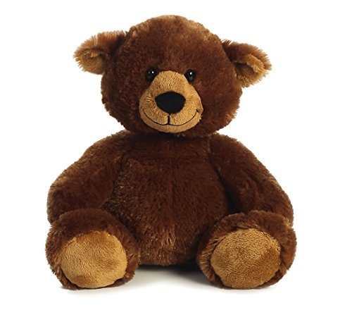 Primary image for Aurora World Plush Bear, Buxley, Small