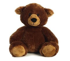 Aurora World Plush Bear, Buxley, Small
