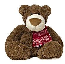 """Peppermint Mocha Bear Small 12"""" by Aurora - $19.79"""