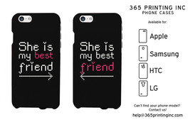 Best Friend Phone Cases for iphone 4 5 5C 6 6+ Galaxy S3 S4 S5 HTC One M... - €17,76 EUR