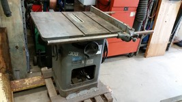 """DELTA ROCKWELL 10"""" UNISAW # 34-466 - 3 HP 3 phase motor table saw - $543.51"""
