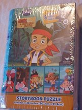Jake and the Neverland Pirates Storybook Puzzle - $9.79