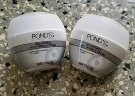 2 X POND'S Rejuveness Anti Wrinkle Cream 1.75 oz Each - $11.87